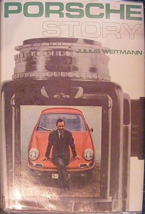 Porsche story: Weitmann, Julius Joseph