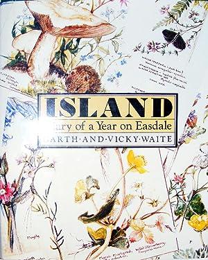 Island: Diary of a Year on Easdale: Waite, Garth; Waite,