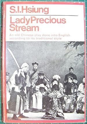 Lady Precious Stream: Hsiung, S I