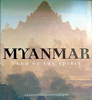 Myanmar: Land of Spirit: Essays and Photographs: Lewis, Norman et