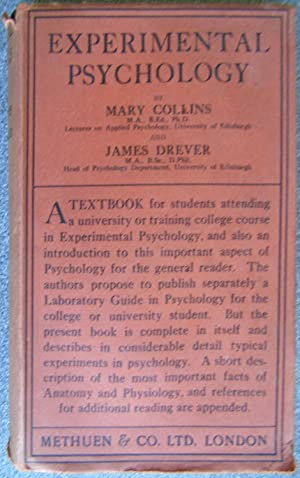 Experimental Psychology: Mary Collins &