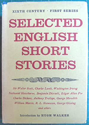 Selected English Short Stories XIX Century (First: various