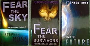 The Fear Saga - Volumes 1, 2 & 3