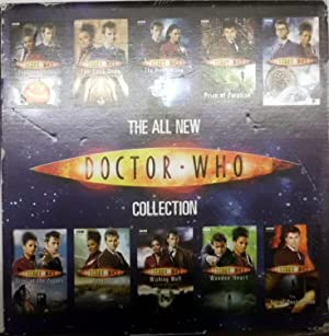 The All New Doctor Who Collection ; [10 volume cased set ] ;The Pirate Loop , Wetworld, Sting of ...