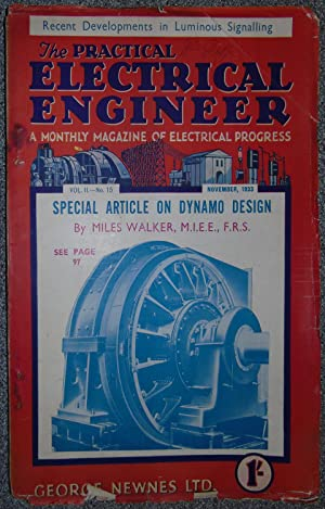 The Practical Electrical Engineer Vol II no. 15 - November 1933