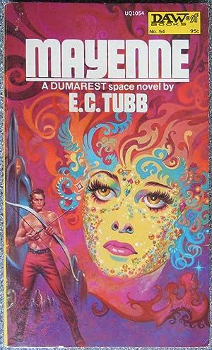 Mayenne: A Dumarest Space Novel: Tubb, E.C.