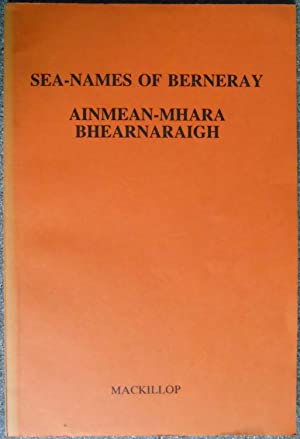 Sea-Names Of Berneray: Ainmean-Mhara Bhearnaraigh