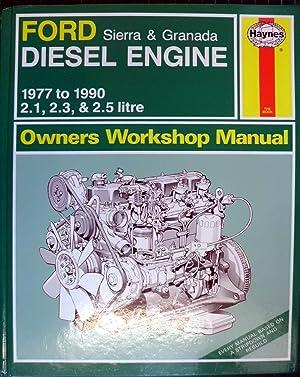 Ford Sierra and Granada Diesel Engine 1977-90: Coomber, Ian