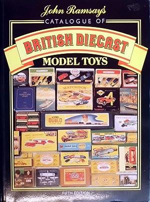 British Diecast Model Toys Catalogue: John Ramsay