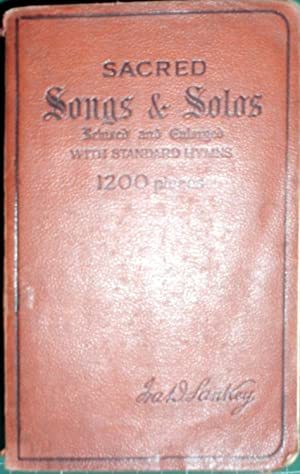 Sacred Songs & Solos. Revised and Enlarged: Sankey, Ira
