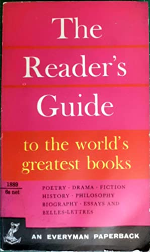 The Reader's Guide To Everyman's Library. (Everyman's: Hoppe, A.J. compiler.