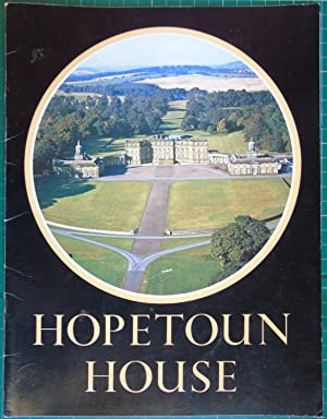 Hopetoun House (Official guide 1979): anon