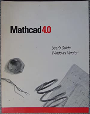 Mathcad 4.0 Users Guide Windows Version: editors