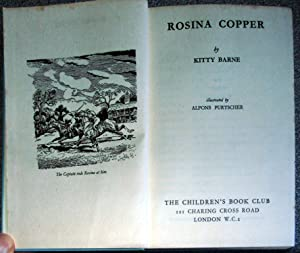 Rosina Copper: Barne, Kitty