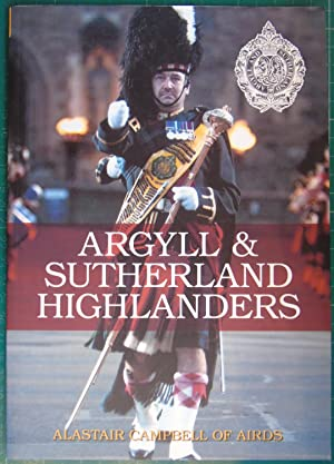 Argyll and Sutherland Highlanders: Alastair Campbell of