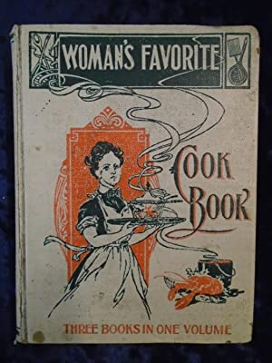 WOMAN'S FAVORITE COOK BOOK: ANNIE R GREGORY
