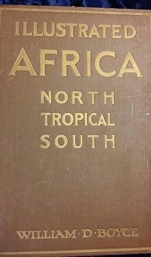 ILLUSTRATED AFRICA: WILLIAM D BOYCE