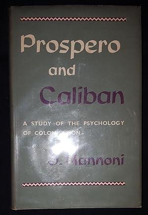 PROSPERO AND CALIBAN: O MANNONI