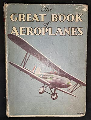 THE GREAT BOOK OF AEROPLANES: G G JACKSON