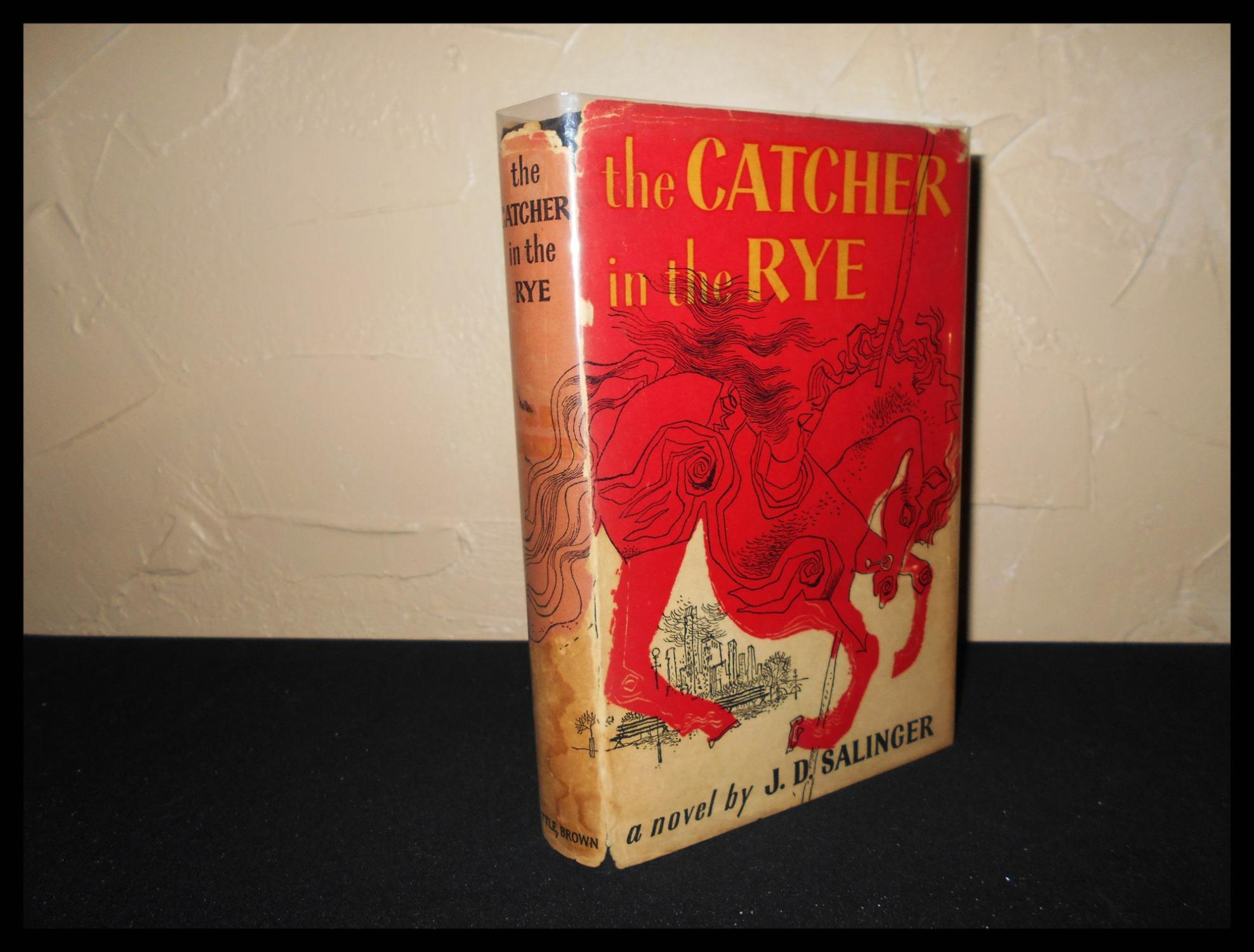 catcher in the rye litchart Key facts full title: the catcher in the rye genre: coming-of-age novel (bildungsroman) setting: agerstown, pennsylvania and manhattan, new york in 1950 climax: when holden leaves mr antolini's apartment protagonist: holden caulfield antagonist: stradlater, phonies, and adults point of view.