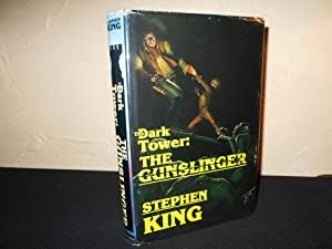 The Dark Tower: The Gunslinger - SIGNED: King, Stephen