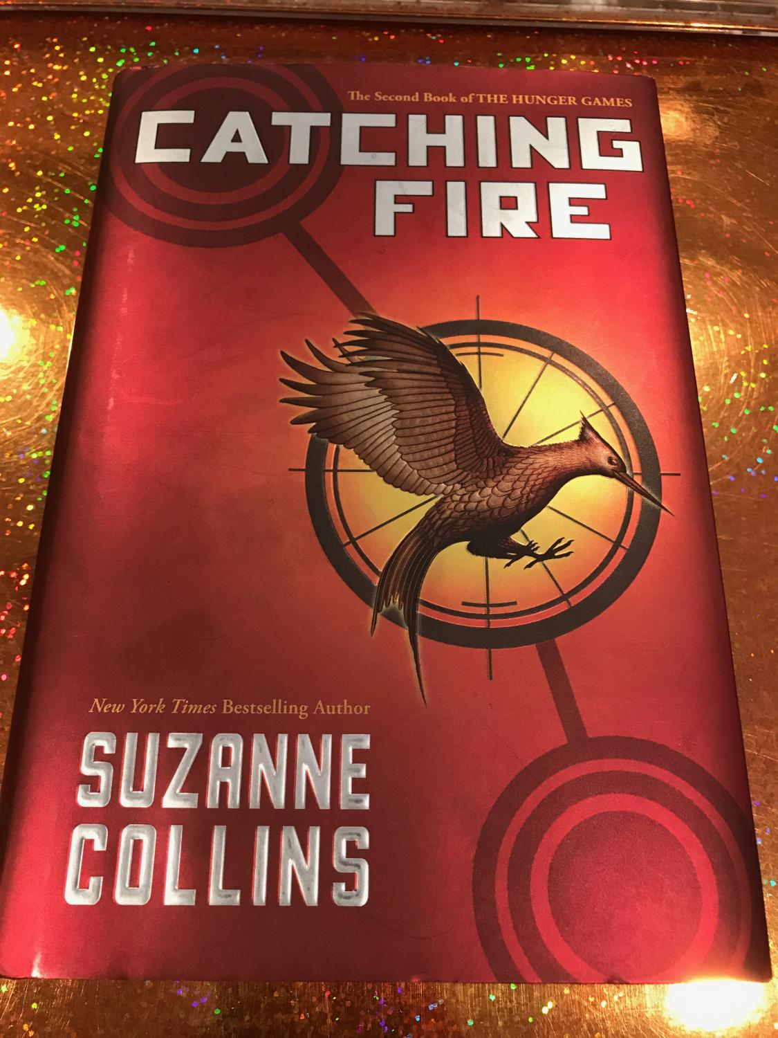 Catching Fire Book For