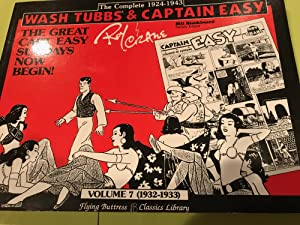 Wash Tubbs and Captain Easy VOL 7 1932-1933