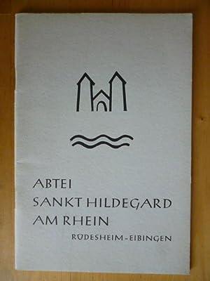 Die Abtei Sankt Hildegard am Rhein. Rüdesheim