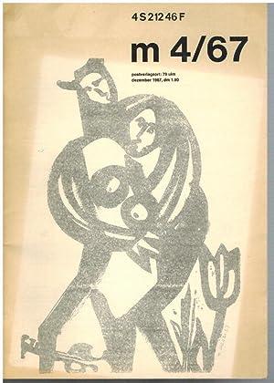 m 4 / 67 Blätter für Jugendbildung