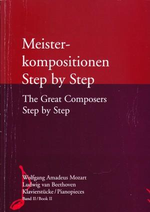 Meisterkompositionen Step by Step Band III - Doppelband