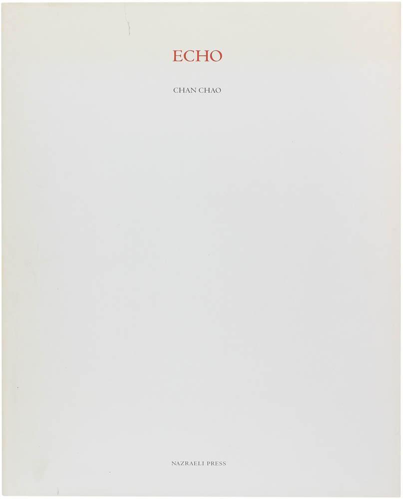 Echo CHAO, Chan Hardcover