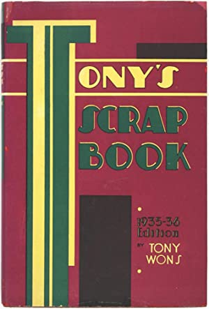 Tony's Scrap Book: 1935-36 Edition