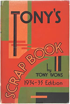 Tony's Scrap Book: 1934-35 Edition