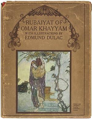 Rubáiyát of Omar Khayyám: DULAC, Edmund (illustrator)