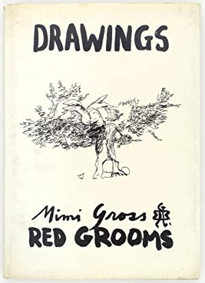 A Book of Drawings: GROOMS, Red and