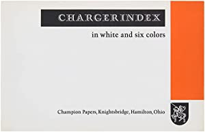 Charger Index in White and Six Colors
