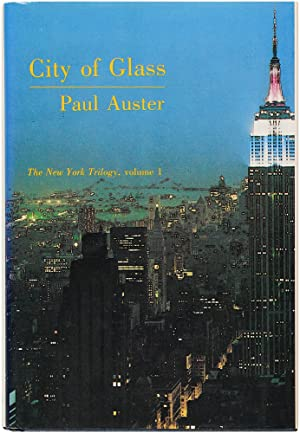 The New York Trilogy: City of Glass, Ghosts, The Locked Room (Signed First Editions)