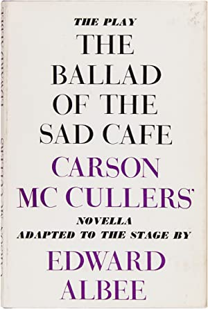 The Ballad of the Sad Cafe (Signed First Edition)