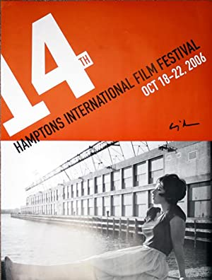 Poster for the 14th Hamptons International Film: SHERMAN, Cindy