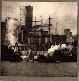 The Waterfront: Photogravure from Alvin Langdon Coburn's New York