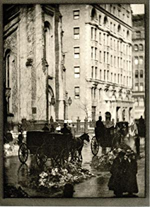 Holland House: Photogravure from Alvin Langdon Coburn's New York