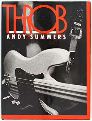Throb (Signed Association Copy): SUMMERS, Andy