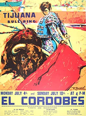 Bullfighting Posters