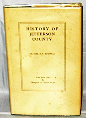History of Jefferson County