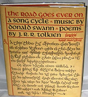 The Road Goes Ever On A Song Cycle