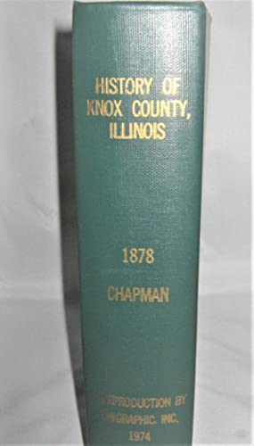 History of Knox County, Illinois