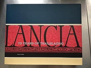 Lancia 70 Years Of Trailblazing (H&H): Bruce Lindsay