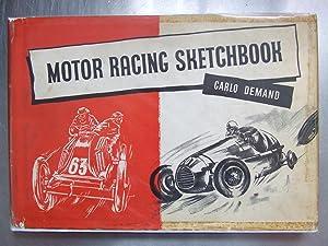 MOTOR RACING SKETCHBOOK: Carlo Demand