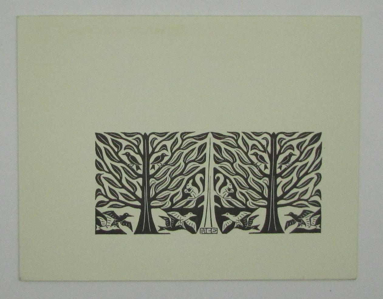 Trees Animals By Escher Mc Hilversum Henriëtte Roland