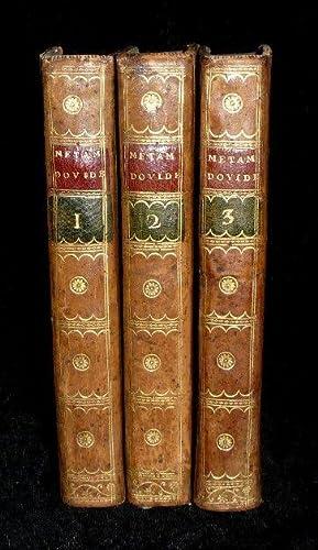 Métamorphoses d'Ovide, traduites en françois, avec des: Banier, Abbé